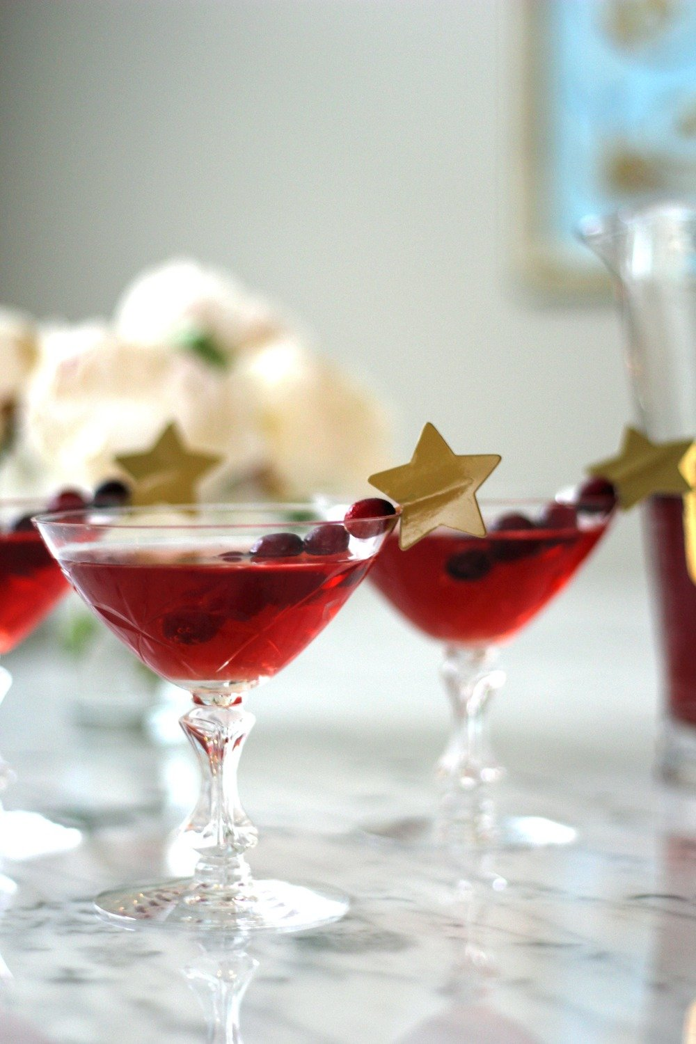 Holiday Cocktail The Chateau